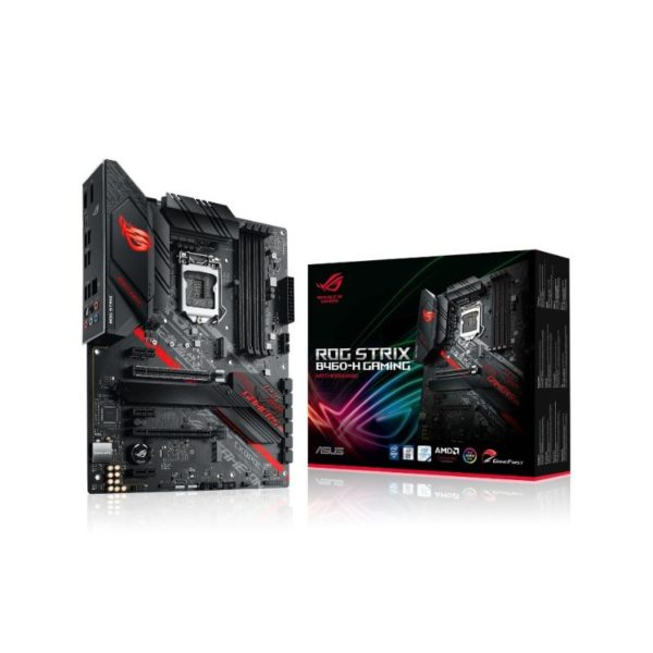asus rog strix b460 h gaming intel lga 1200 motherboard a