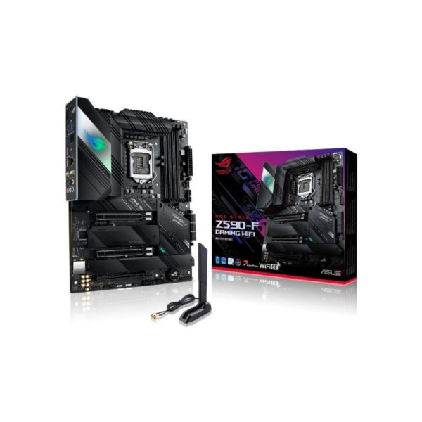 asus rog strix z590 f gaming wifi motherboard a