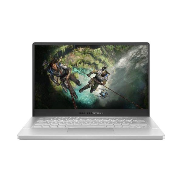asus rog zephyrus g14 14 qhd 120hz ryzen 9 rtx 3060 gaming laptop white a