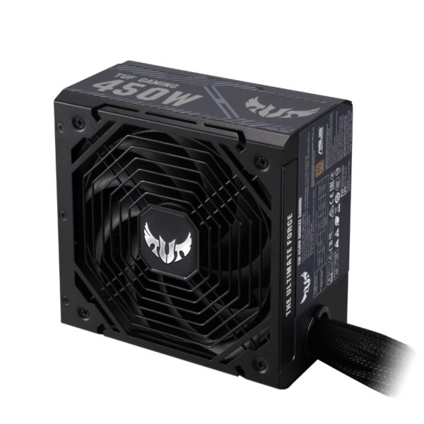 asus tuf gaming 450w 80 plus bronze power supply a