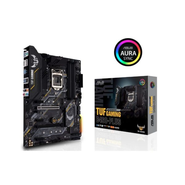 asus tuf gaming b460 plus a