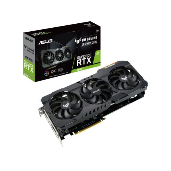 asus tuf gaming geforce rtx 3060 ti 8g oc v2 graphics card a