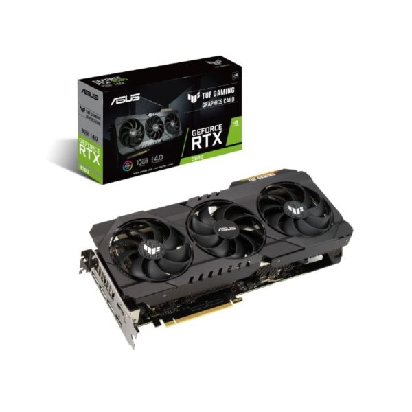 asus tuf gaming geforce rtx 3080 10g oc v2 graphics card a