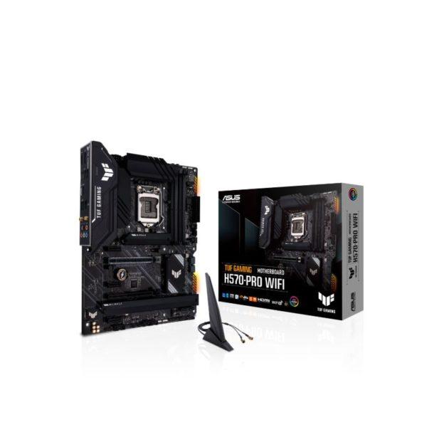 asus tuf gaming h570 pro wifi intel lga 1200 motherboard a