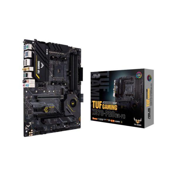 asus tuf gaming x570 pro wifi am4 ryzen motherboard a