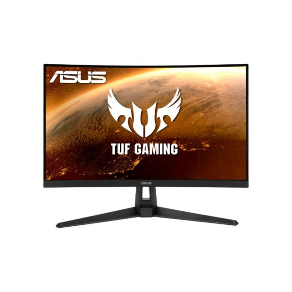 asus tuf vg27vh1b 27 fhd 165hz curved gaming monitor a