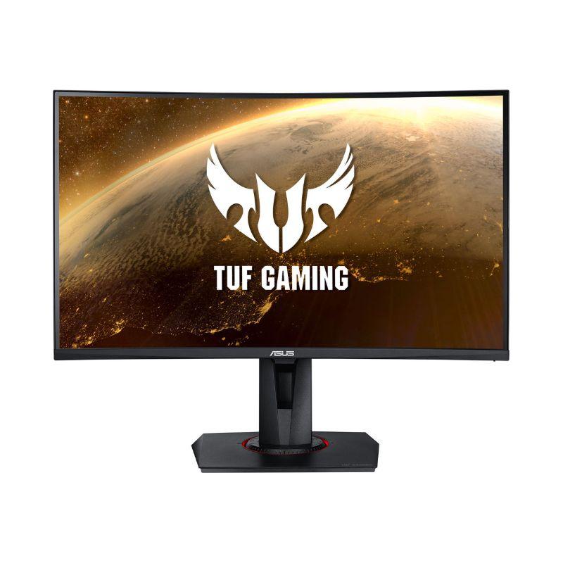 asus vg27vq gaming monitor b