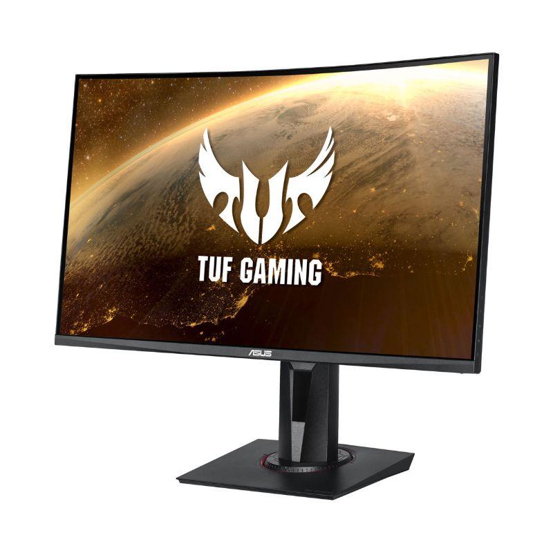 asus vg27vq gaming monitor c