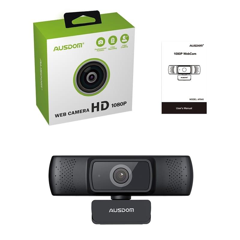 ausdom af640 webcam c
