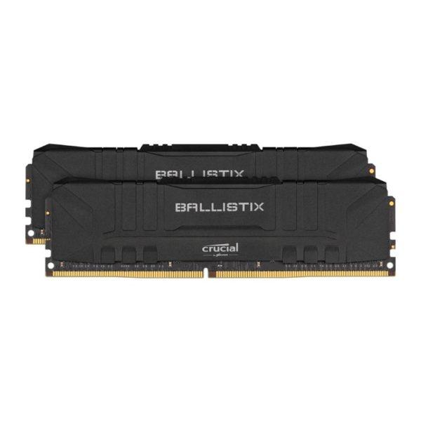 ballistix 16GB 2x8GB DDR4 3200MHz Gaming Memory Kit Black a