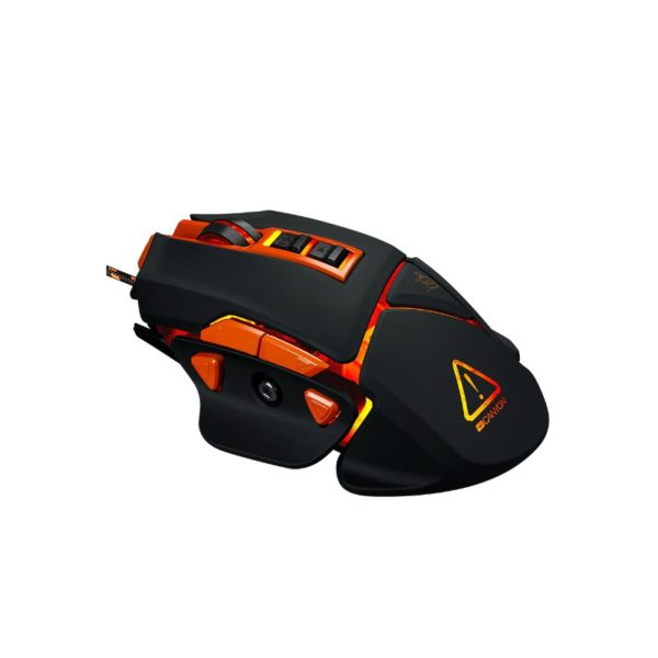canyon hazard weight adjustable gaming mouse a