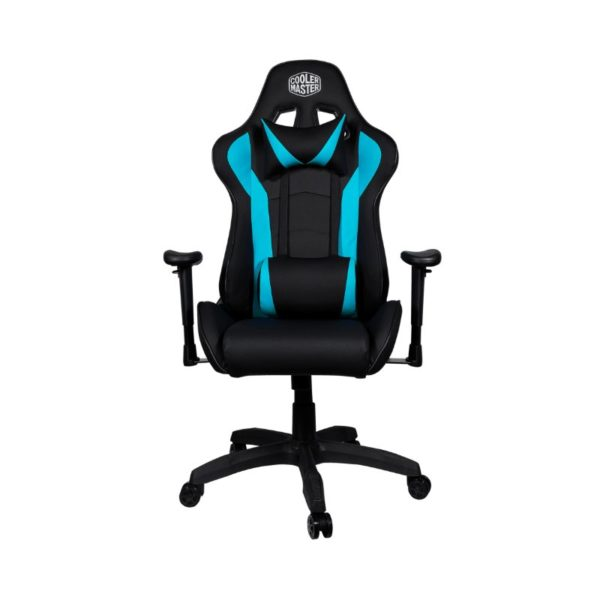 cooler master caliber r1 gaming chair black blue a