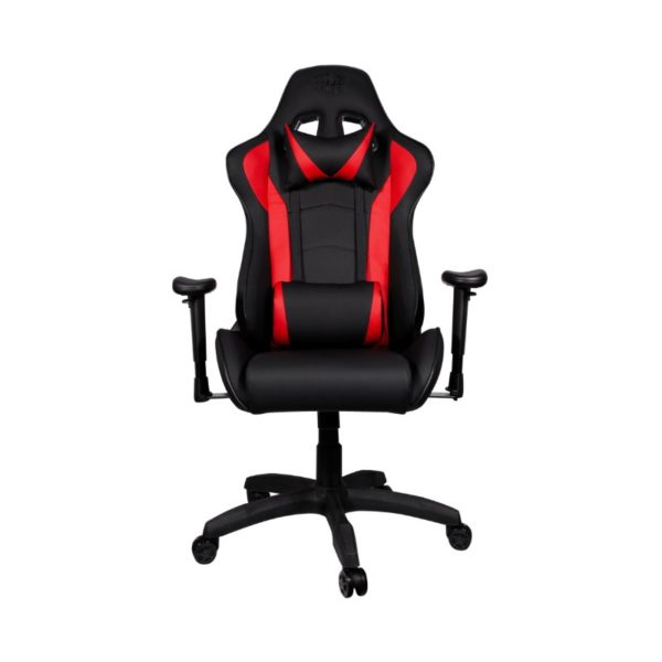 cooler master caliber r1 gaming chair black red a
