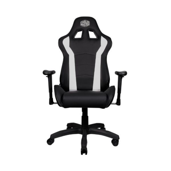 cooler master caliber r1 gaming chair black white a