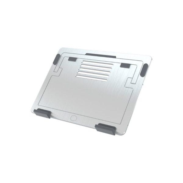 cooler master ergostand air laptop stand silver a