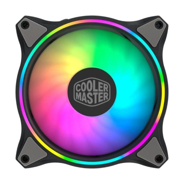 cooler master masterfan mf120 halo argb fan a