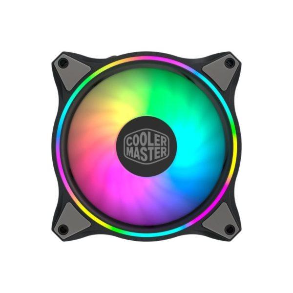 cooler master masterfan mf140 halo argb fan a