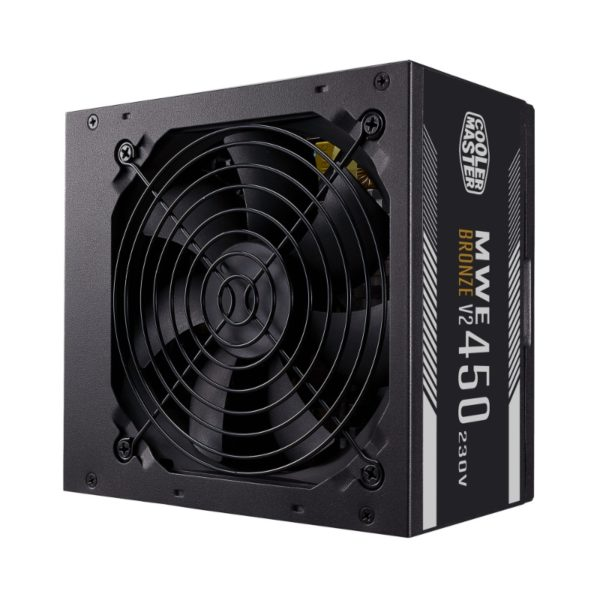 cooler master mwe 450w 80 plus bronze 230v power supply a
