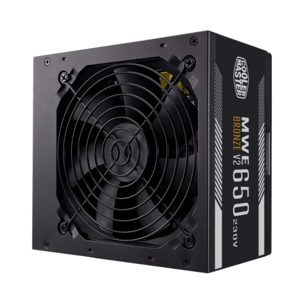 cooler master mwe 650w 80 plus bronze 230v power supply a
