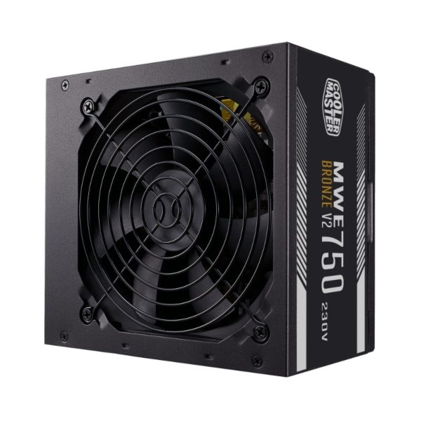 cooler master mwe 750w 80 plus bronze 230v power supply a