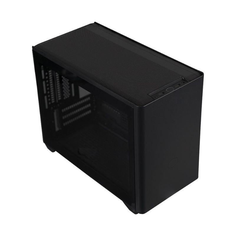 cooler master nr200p mini itx case black b