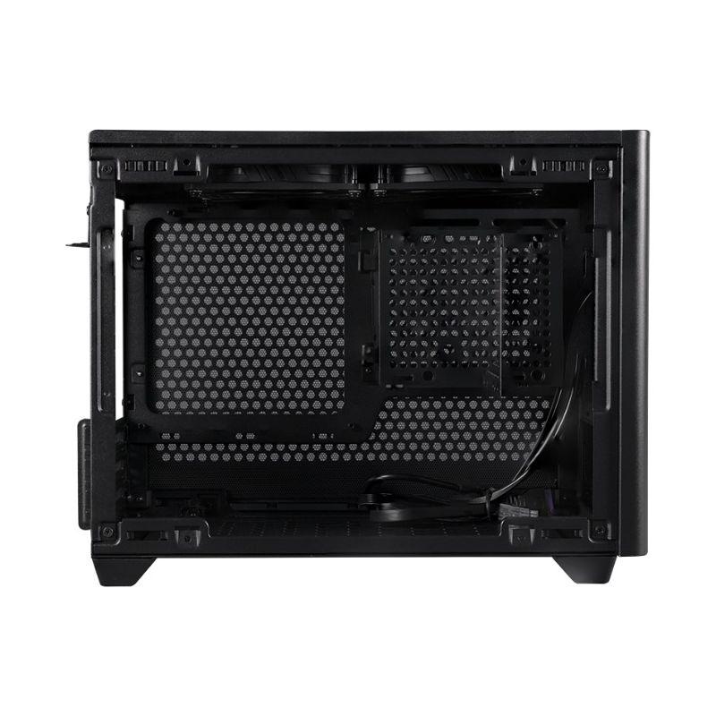 cooler master nr200p mini itx case black c