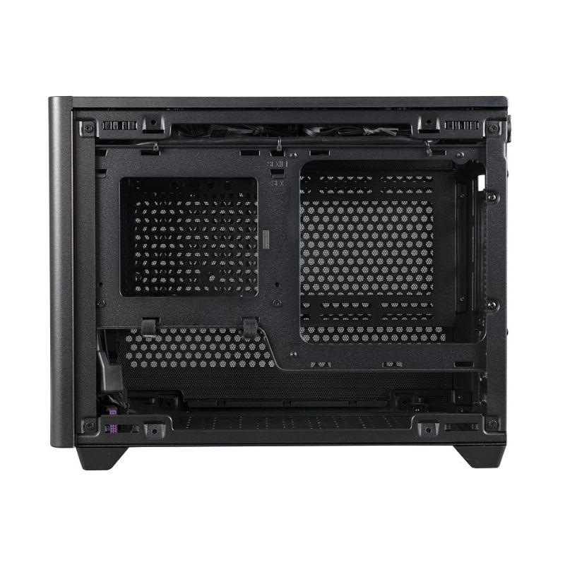 cooler master nr200p mini itx case black d