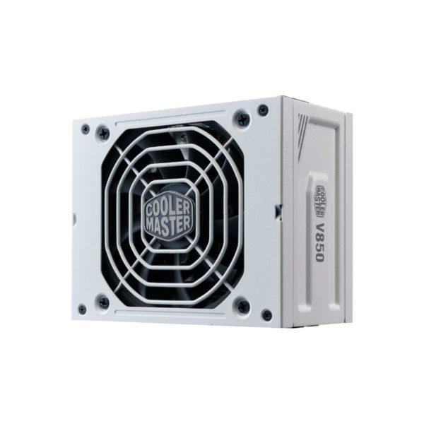 cooler master v850 850w 80 plus gold modular sfx power supply white a