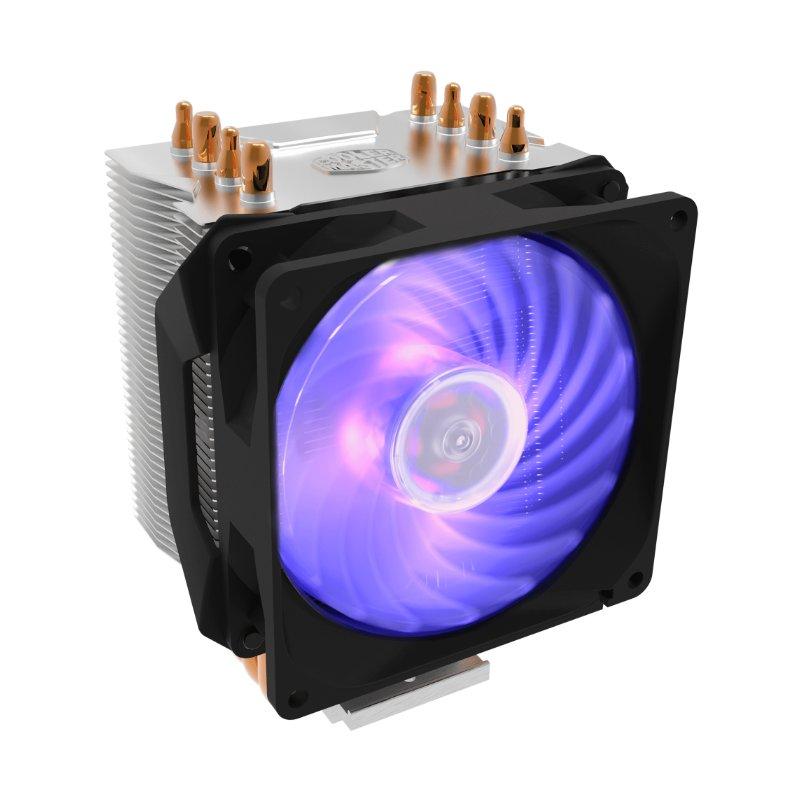 coolermaster h410r rgb cpu cooler a
