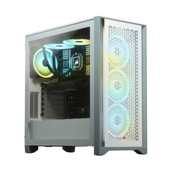 corsair 4000d airflow gaming case white a