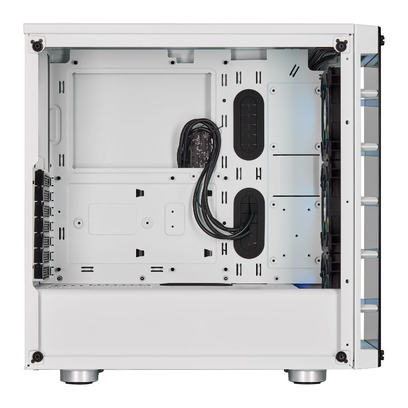 corsair 465x rgb smart case white d