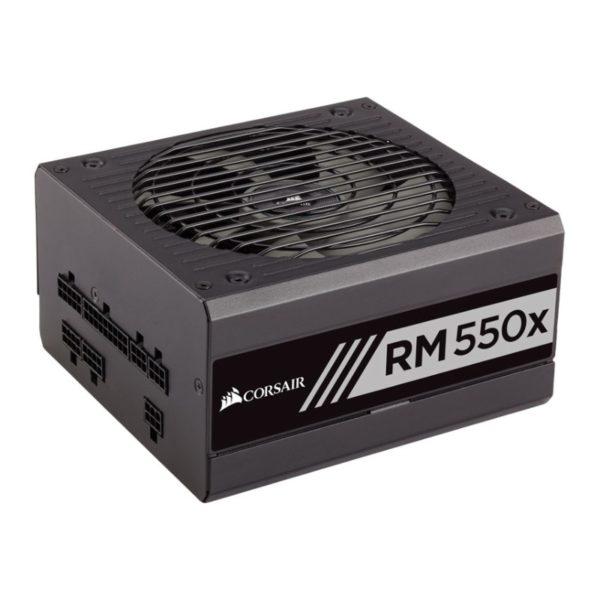 corsair 550w rm550x modular power supply a