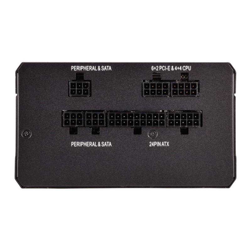 corsair 550w rm550x modular power supply c