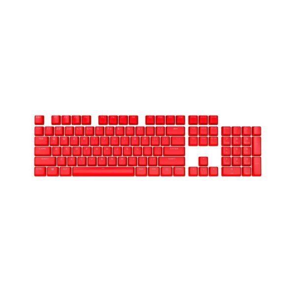 corsair bt double shot pro keycap mod kit origin red a