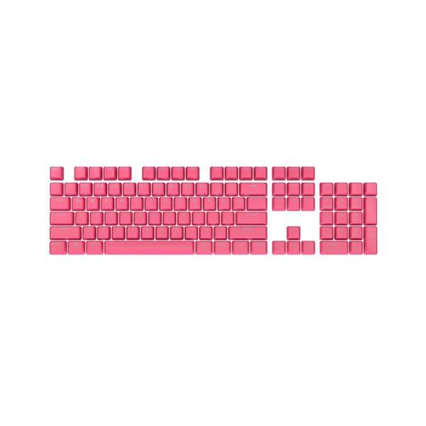 corsair bt double shot pro keycap mod kit rogue pink a