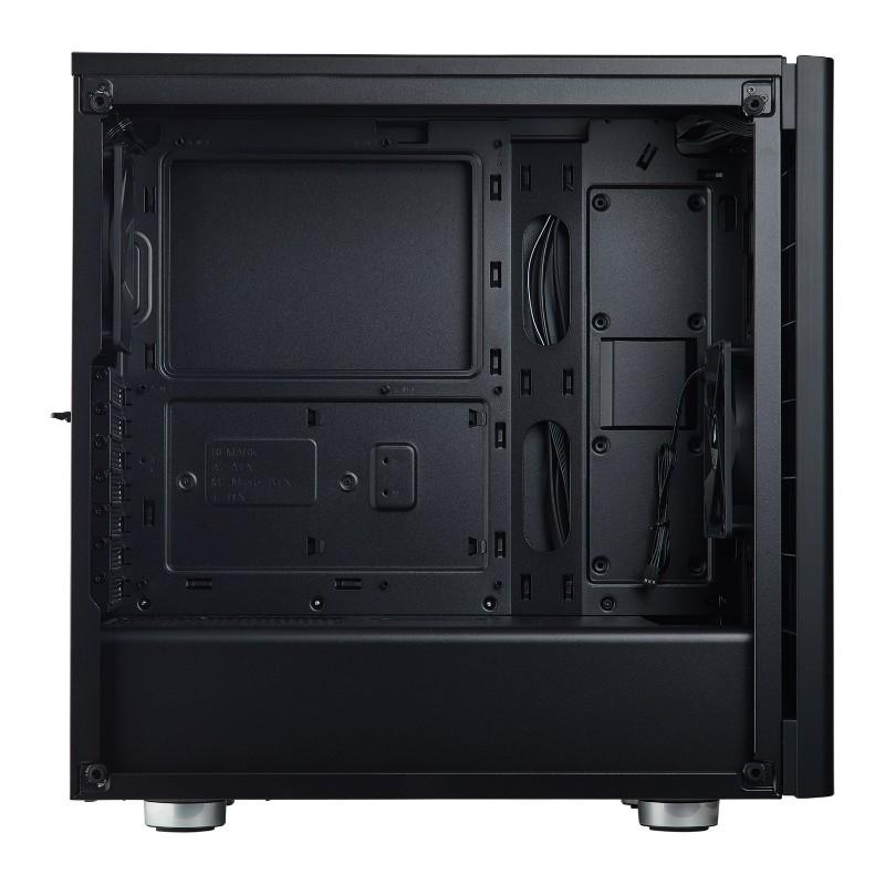 corsair carbide 275r black c
