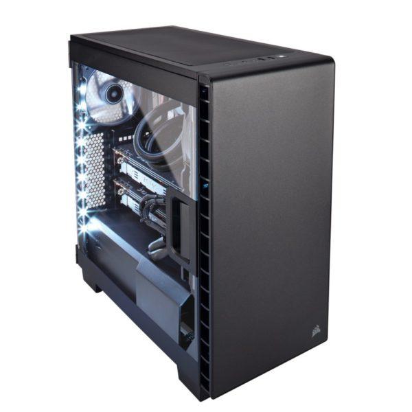 corsair carbide 400c case black a