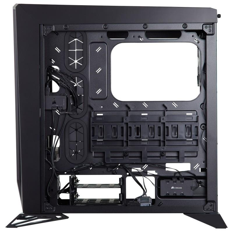 corsair carbide spec omega rgb case black d