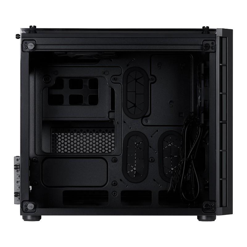 corsair crystal 280x case black b