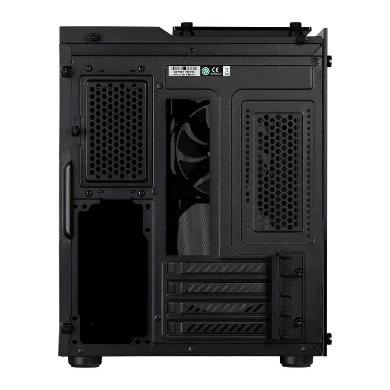 corsair crystal 280x case black d