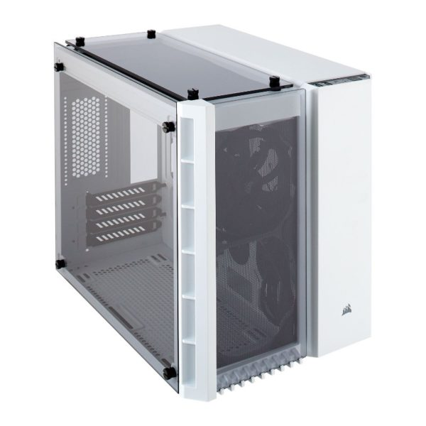 corsair crystal 280x case white a