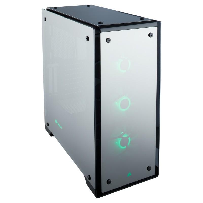 corsair crystal series 570x rgb case mirror a