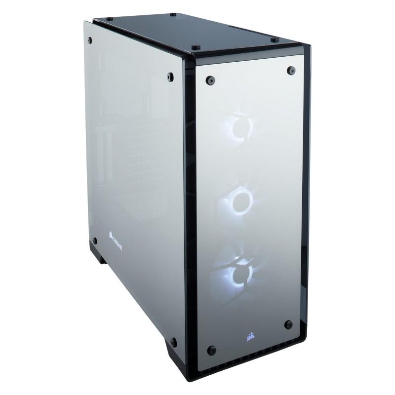 corsair crystal series 570x rgb case mirror b