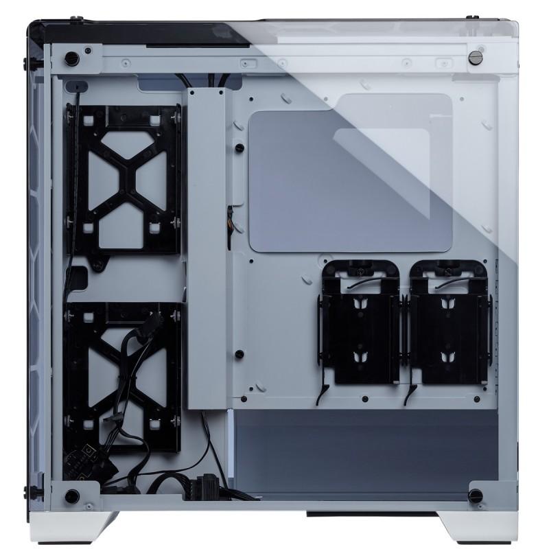 corsair crystal series 570x rgb case white e