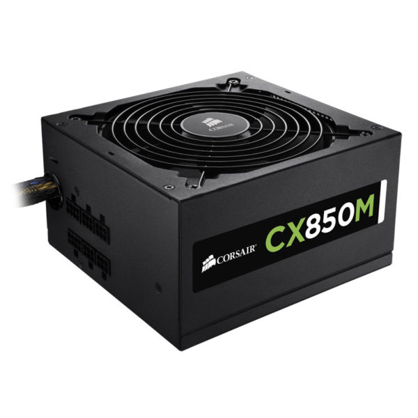 corsair cx850m 850w 80 plus bronze power supply a