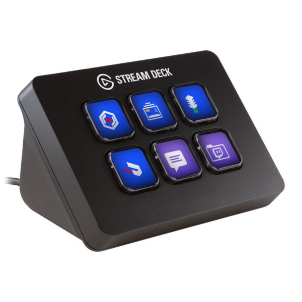 corsair elgato streamdeck mini a