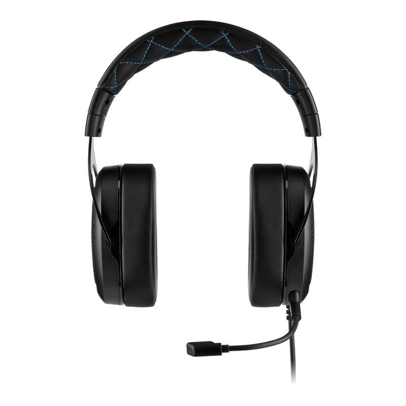 corsair hs50 pro stereo gaming headset blue b