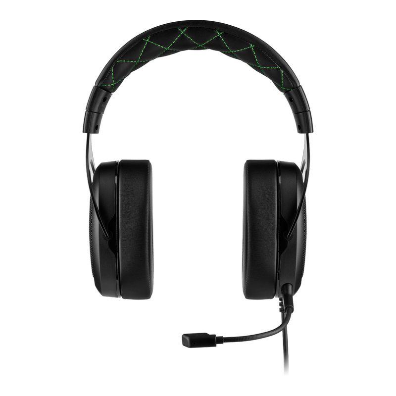 corsair hs50 pro stereo gaming headset green b