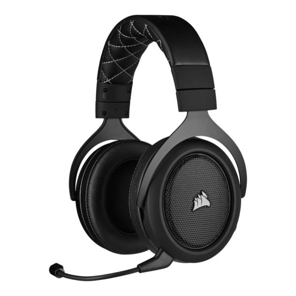 corsair hs70 pro wireless gaming headset carbon a
