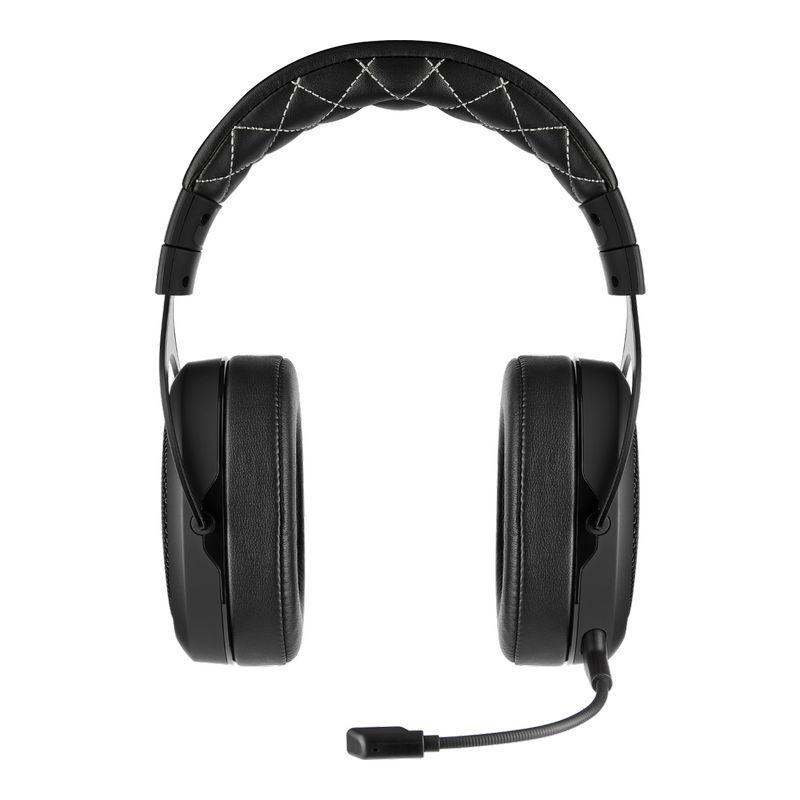 corsair hs70 pro wireless gaming headset carbon b